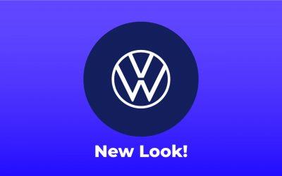 VW hat ein neues Aussehen!